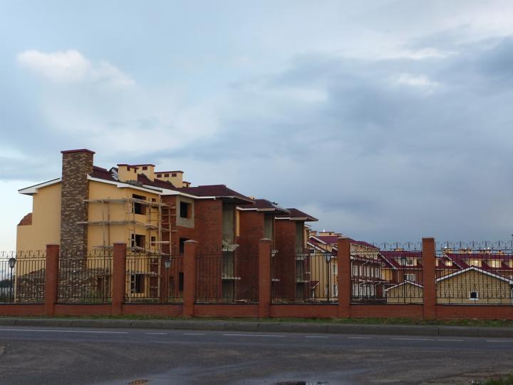 Коттеджный посёлок  «Ангелово» по адресу Московская обл, Красногорский р-н, Ангелово с в 4.5км от МКАД предложения по цене от 140 000 000 руб.