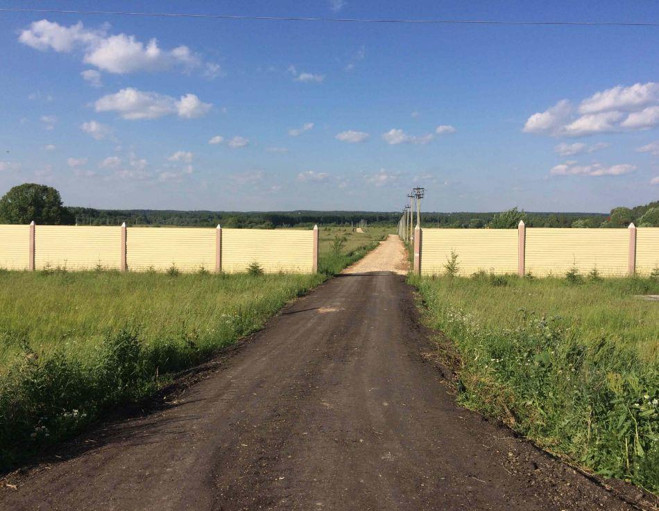 Коттеджный посёлок  «Лукоморье» по адресу Московская обл, Можайский р-н, Косьмово д в 99.9км от МКАД