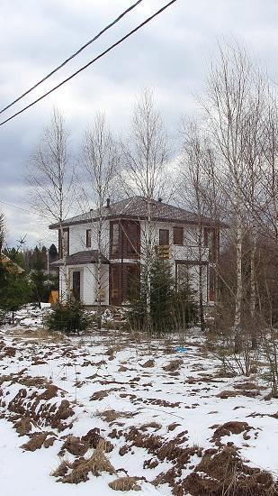Коттеджный посёлок  «Лесные пруды» по адресу Московская обл, Наро-Фоминский р-н, Шапкино д в 64.9км от МКАД предложения по цене от 538 800 руб.