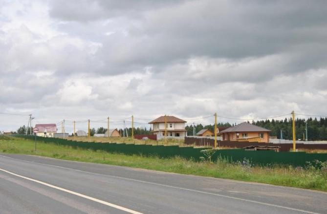 Коттеджный посёлок  «Лыткино» по адресу Московская обл, Можайский р-н, Лыткино д в 89.6км от МКАД предложения по цене от 300 000 руб.