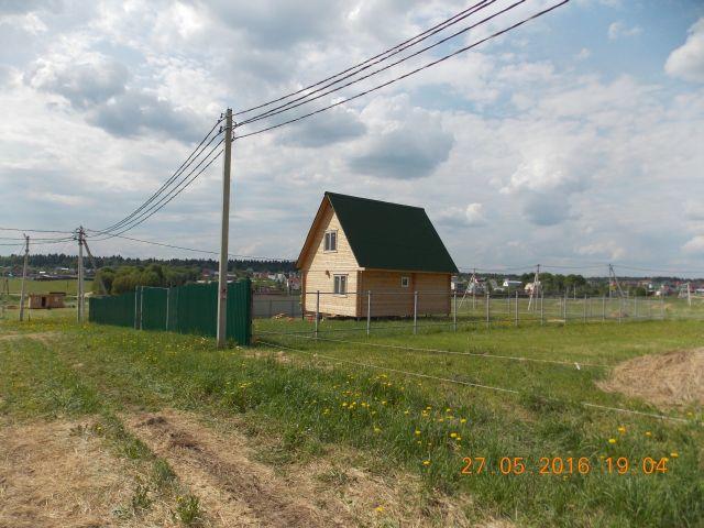 Коттеджный посёлок  «Нива» по адресу Московская обл, Сергиево-Посадский р-н, Дубининское д в 62.3км от МКАД предложения по цене от 282 750 руб.
