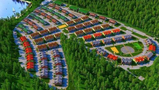 Коттеджный посёлок  «Бисерово Парк» по адресу Московская обл, Ногинский р-н, Бисерово парк кп в 18.2км от МКАД предложения по цене от 1 700 000 руб.