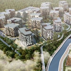 «Сити-XXI век» открыла продажи в миниполисе Рафинад в Химках