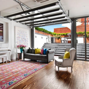 Лайфхак: Как обустроить жилую комнату в гараже