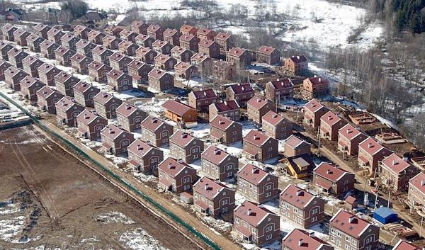 Коттеджный посёлок  «Зеленоградский» по адресу Московская обл, Солнечногорский р-н, Лугинино д в 14.3км от МКАД предложения по цене от 5 900 000 руб.