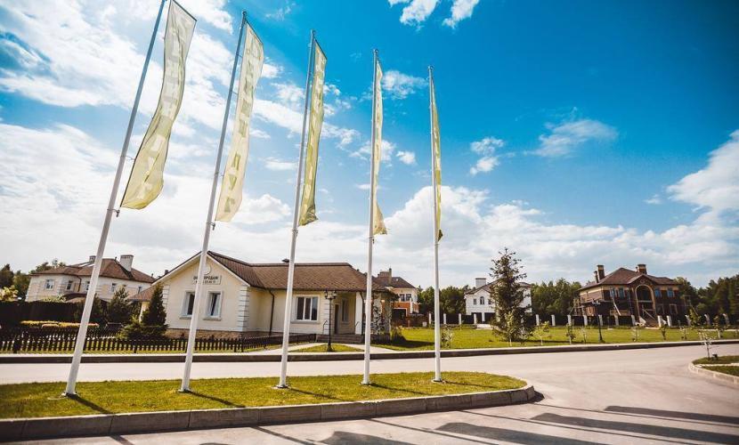 Коттеджный посёлок  «Бежин луг» по адресу Московская обл, Истринский р-н, Кострово д в 44.9км от МКАД предложения по цене от 3 002 000 руб.