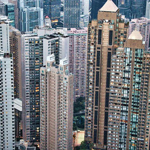 48 % жилых комплексов на первичном рынке Москвы занимает точечная застройка