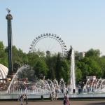 В парке Горького появится центр культурной жизни