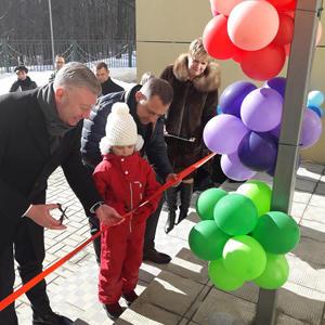 RDI открыл детский сад «Росинка» для маленьких жителей Архитектурного пригорода «Южная долина» и п. Горки Ленинские