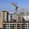 Объем жилищного строительства в России.